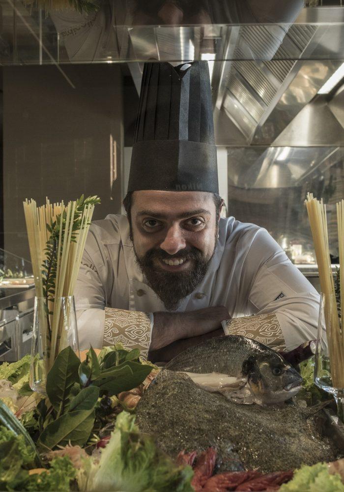 Chef Calone Francesco